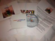 "Jimmy Somerville ""Homage"" Advanced Promo CD + Press Release"