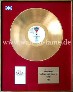 The Communards - Red - Gold Award