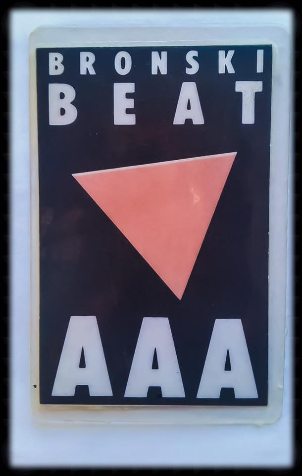 access all areas Bronski Beat Tourpass