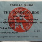 Ticket The Communards Live at Glasgow