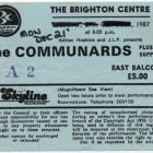 Ticket The Communards Live at Brighton