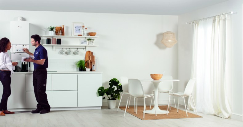 boiler increase value of home