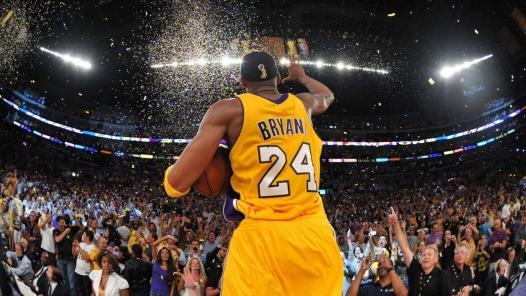 Kobe Bryant Champion