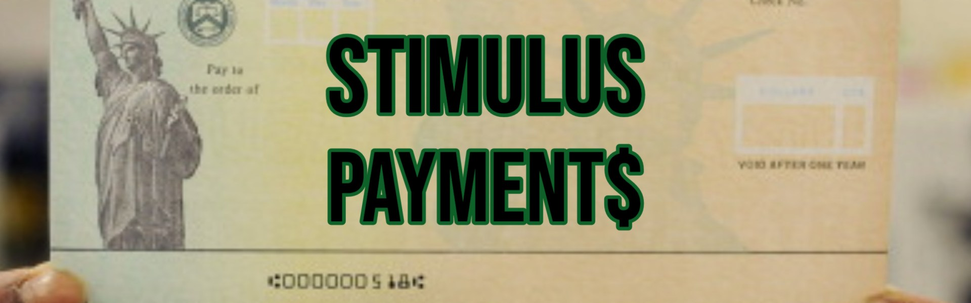 Stimulus Payment from IRS