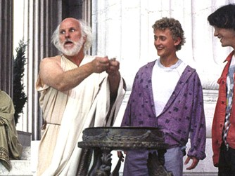 Socrates - Bill and Ted