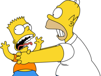 Being A Father - Homer Simpson