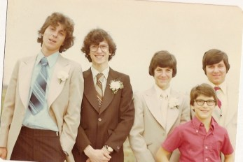 Five brothers 1976