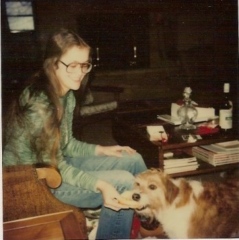 Nancy and Eddie 1973