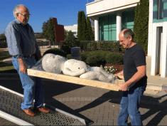Huntsville Museum of Art installation