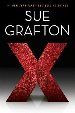 X by Sue Grafton: Book Review