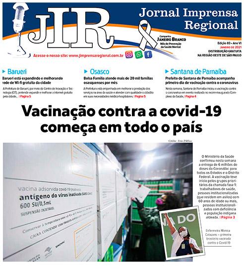 EDIÇÃO DIGITAL – JANEIRO 2021
