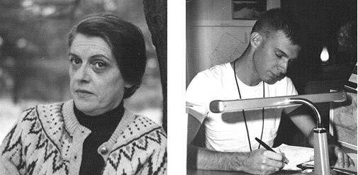Joan Matheson and Sidney Marshall