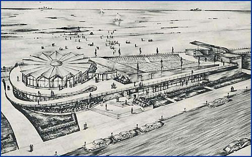 Beachfront Pavilion