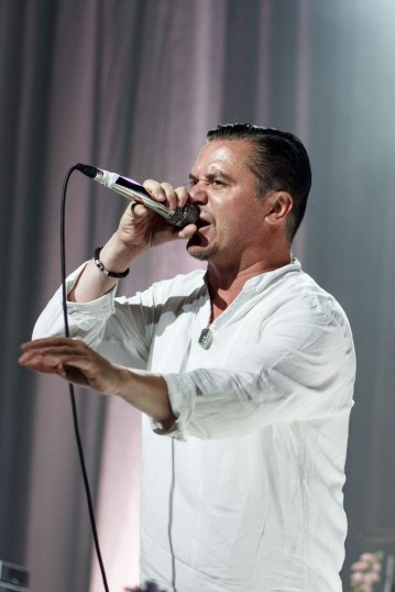 Faith No More @ The Theater at Madison Square Garden, NYC. 2015.