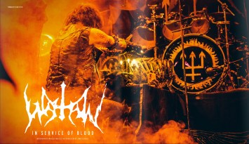 Watain cover story. Issue 21
