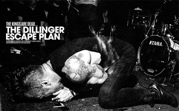 The Dillinger Escape Plan interview: Issue 29.