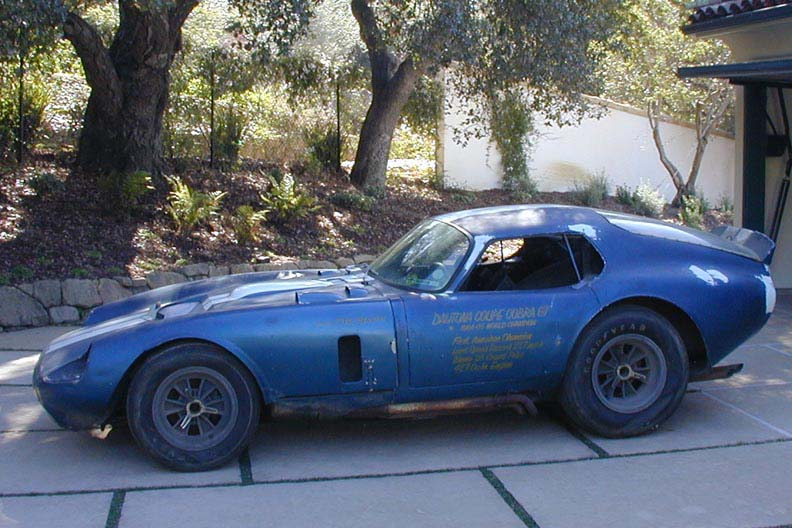 The Missing Daytona Coupe Mystery (1/3)