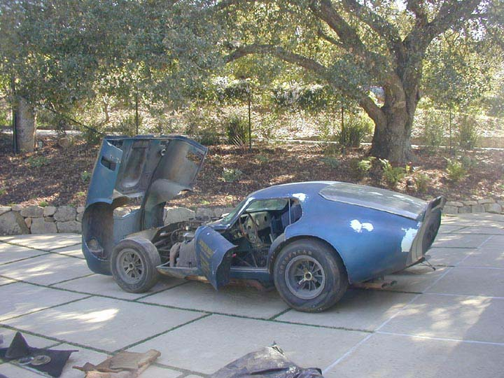 The Missing Daytona Coupe Mystery (2/3)