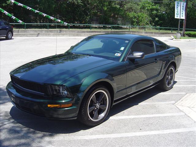 Transforming a 2009 Bullitt Mustang (1/6)