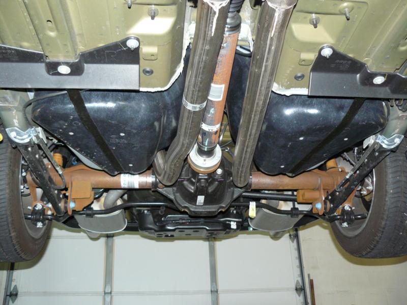 Transforming a 2009 Bullitt Mustang (4/6)