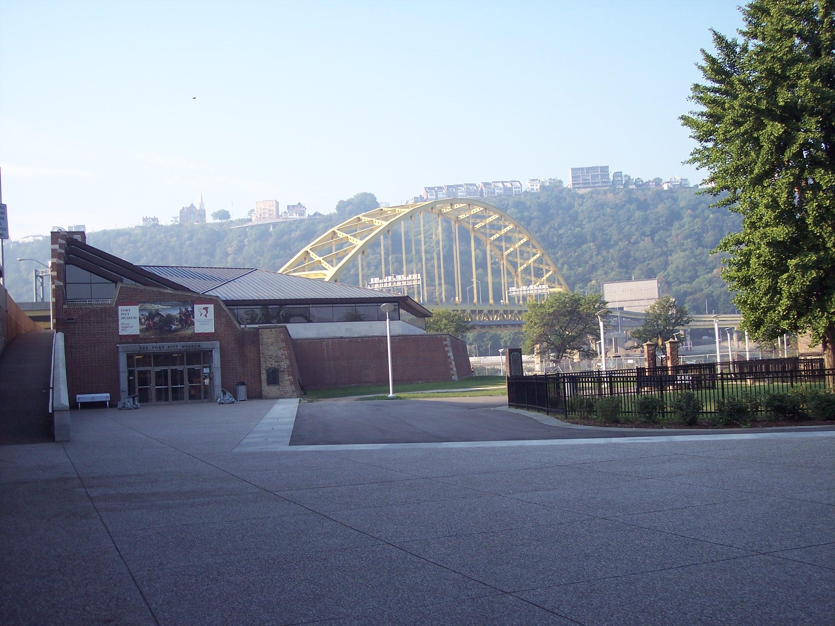 Fort Pitt area