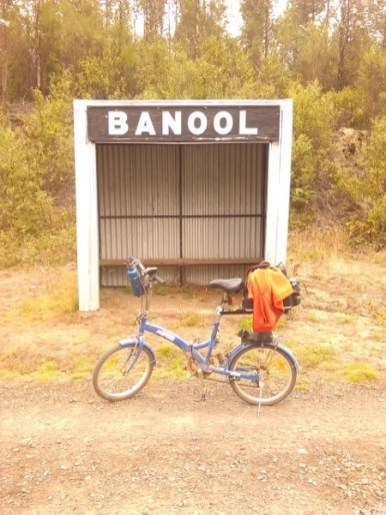 "The K-Rock 20"" Foldable Bike at Banool station locale"