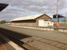 Colac Railway Goods Shed