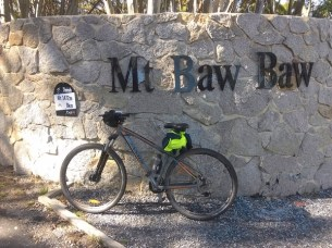 The end of the 7Peaks ride