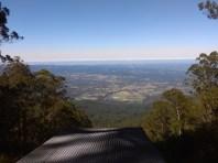 View near Ben Cairn