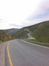 Yes, it's steep