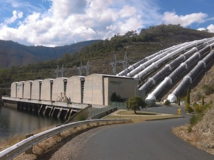 Tumut 3 Hydro Power Station
