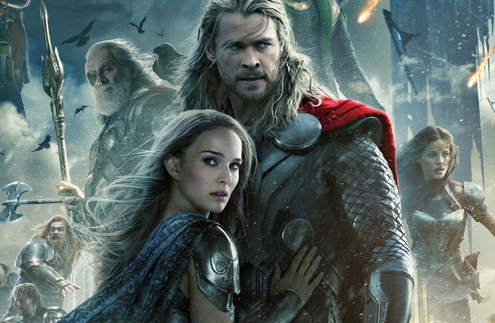 Thor takes his hammer to viewers heads – but the kids don't mind!