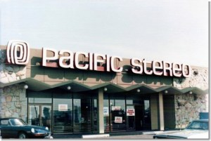 pacific stereo