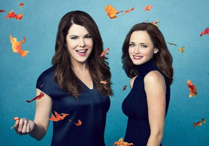 Netflix – Gilmore Girls – A Year in the Life