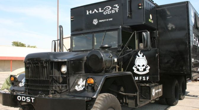 Halo 3: ODST Truck