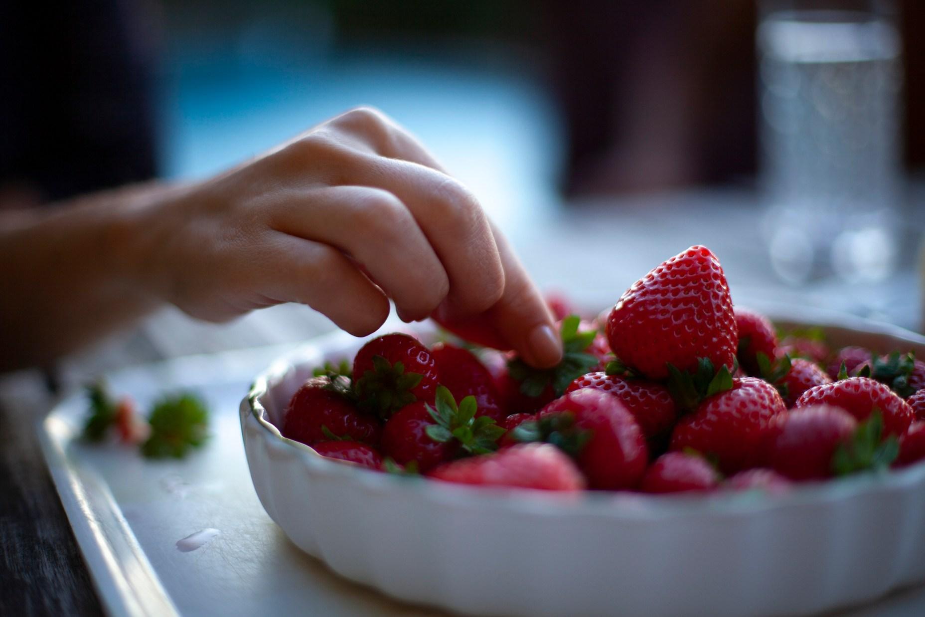 JSP Summer Strawberry pick
