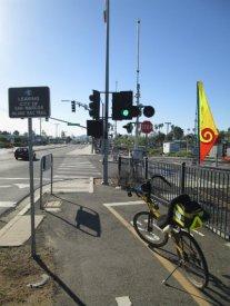 Jim-Schmid's-Bacchetta-Giro-recumbent-on-Inland-Rail-Trail-Escondido-CA-4-16-2016