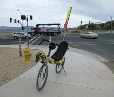 Jim-Schmid's-Bacchetta-Giro-recumbent-at-end-of-Iron-King-Trail-Prescott-AZ-4-7-2016