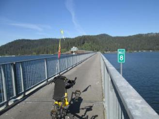 Jim-Schmid's-Bacchetta-Giro-recumbent-on-Chatcolet-Bridge-Milepost-8-Trail-of-the-Coeur-d'Alenes-ID-5-12-2016