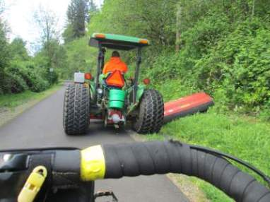 Mower-on-Springwater-Corridor-Rail-Trail-Portland-OR-4-25-2016
