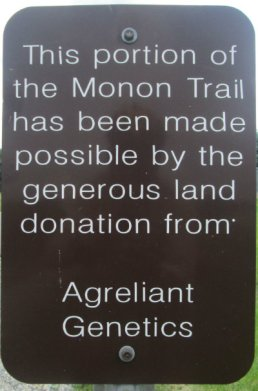 Land-donation-sign-Monon-Trail-IL-2015-08-23