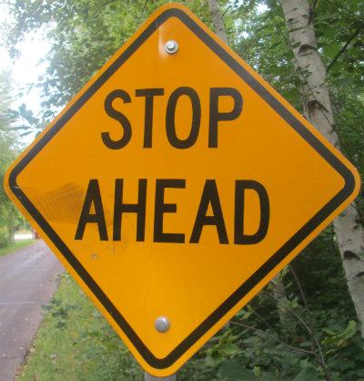 Stop-ahead-sign-Pere-Marquette-MI-2015-09-06