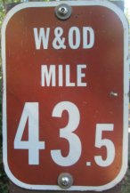 Milepost-43.5-sign-W&OD-Rail-Trail-VA-2015-10-6&7