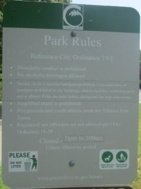 Park_Rules_sign_Greensboro_NC_RT_System_2015_07_06