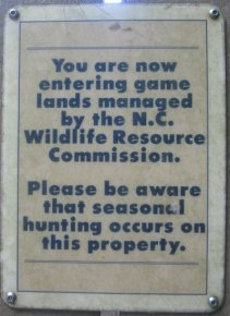 Game_Lands_hunting_sign_American_Tobacco_RT_2015_07_05-6