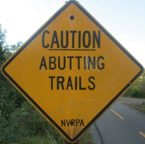Caution-abutting-trails-sign-W&OD-Rail-Trail-VA-2015-10-6&7