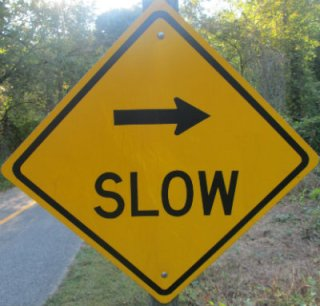 Slow-sign-W&OD-Rail-Trail-VA-2015-10-6&7