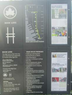 Kiosk-sign-High-Line-Trail-New-York-City-8-31-2016