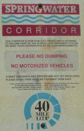 No-dumping-sign-Springwater-Corridor-Portland-OR-4-25-2016