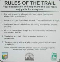 Rules-sign-Silver-Comet-Trail-GA-5-11-to-14-2015
